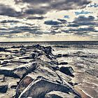 The Rocks at Cape May by Kadwell