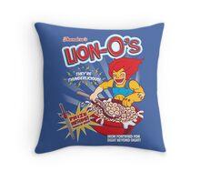Lion-O's Cereal Throw Pillow
