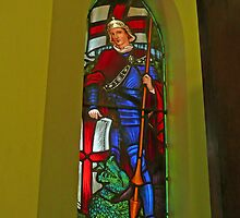 St George by Margaret  Hyde