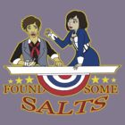 Found Some Salts by Marcus Dennis