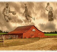 """Hoop Dreams"" by SteelCityArtist"