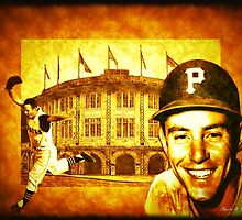Bill Mazeroski by SteelCityArtist