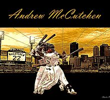 Andrew McCutchen by SteelCityArtist