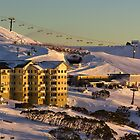 Hotham Central by Charles Kosina