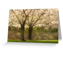 Blossom Dell_1 Greeting Card