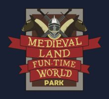 Medieval Land Fun-Time World Park (Game Of Thrones) by jezkemp