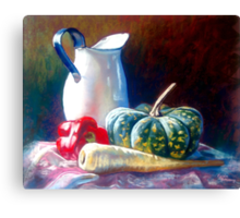 'Autumn Harvest ' Canvas Print