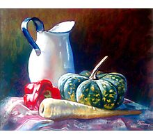 'Autumn Harvest ' Photographic Print