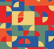 Funky pattern by nobra