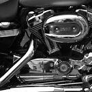 Harley Davidson by Yampimon