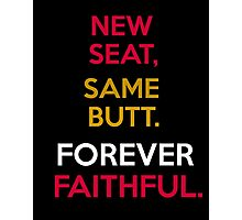 San Francisco 49ers Levi Stadium Fan Shirt Photographic Print