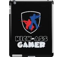 Kick Ass Gamer iPad Case/Skin