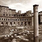 Mercato di Traiano by GioiaT