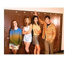 Buffy Season One Cast by Michaelapodlesh