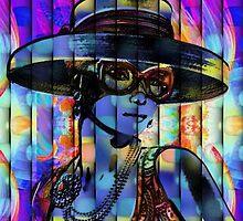 La Chica Del Sombrero by Thanya
