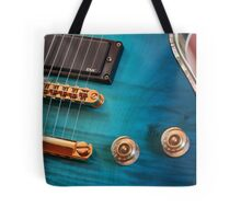 Guitar Blues   Tote Bag