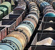 rail freight by mrivserg