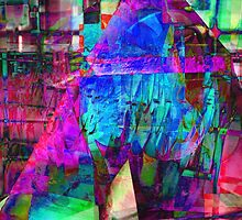 Fractured Glass by Michael Rubin