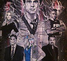 Criminal Minds by Jordy Coyle