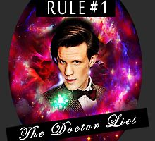 Eleventh Doctor - Rule #1 by Mellark90