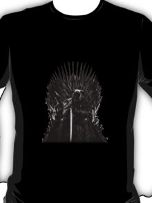 Throne of Dovahkiins T-Shirt