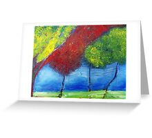 Serenity Park Two Greeting Card