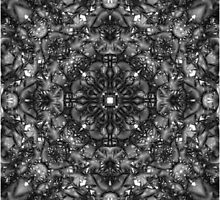 """""""Spirit of India: Dark Gothic Fleur"""" by FireFairy"""