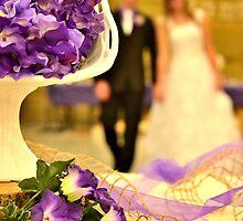The Joyful Wedding Day by TomLEP