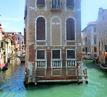 Venice Split by HelloBox23