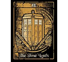 The Time Lords Photographic Print