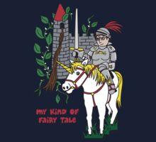My Kind of Fairy Tale by phleabytes