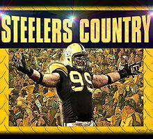 """Steelers Country"" by SteelCityArtist"