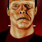 Boris Karloff by Troy Brown