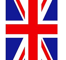 British flag by lrenato