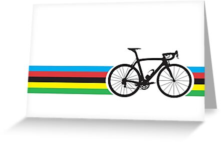 Bike Stripes World Road Race Champion by sher00