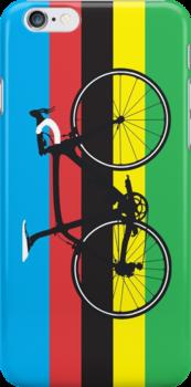 Bike World Champion (Big - Highlight) by sher00