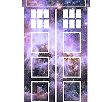 Dr Who Tardis Art - Doctor who quote by Garrick  Dartnell