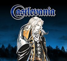 Castlevania - Alucard by Cantavanda