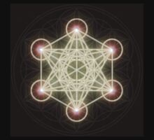 Metatron's Cube by gyenayme