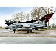 Panavia Tornado GR.4 ZA412 617 Sqn Photographic Print