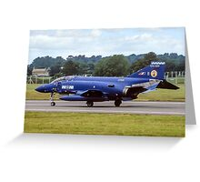 McDonnell F-4M Phantom FGR.2 XT899/B Greeting Card