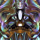 Fractal Flow I by Hugh Fathers