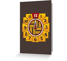 Pinball Number Count! Greeting Card