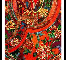 'Chinese bodice by Linda Arthurs
