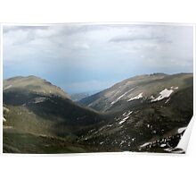 Rocky Mountain National Park 4 Poster