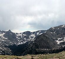 Rocky Mountain National Park Panorama 2 by marybedy