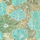 Lush Flowers by sambambina