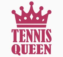 Tennis queen crown by Designzz