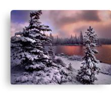 Big Lake  Canvas Print