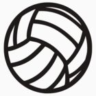 Volleyball by Designzz